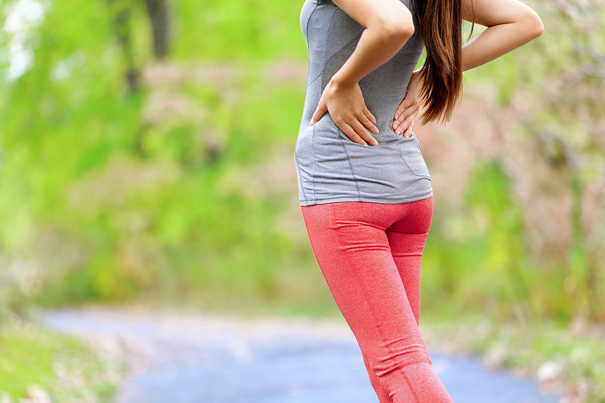 Low Back Pain in Adolescent Athletes